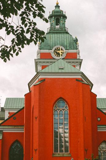 Eglise à Skeppsholmen