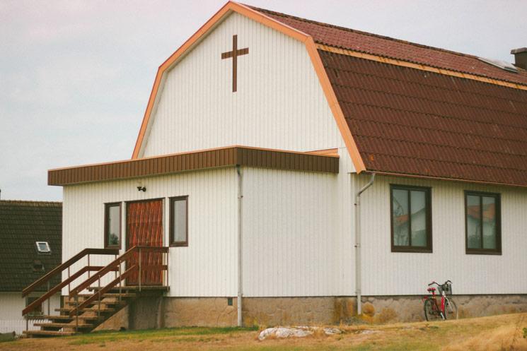 Eglise de Vrångö