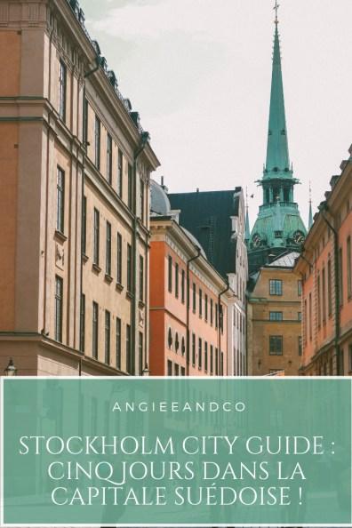 Epingle Pinterest pour mon city guide sur Stockholm