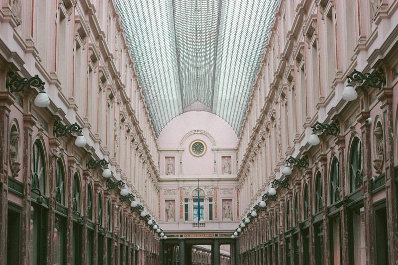 Les Galeries Royales de Bruxelles