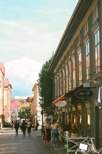 Vieille ville de Göteborg
