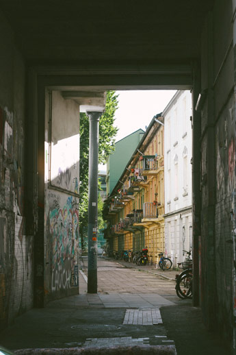 L'architecture de Saint Pauli