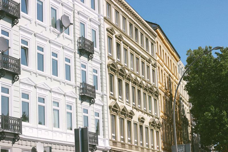Architecture de Saint-Pauli