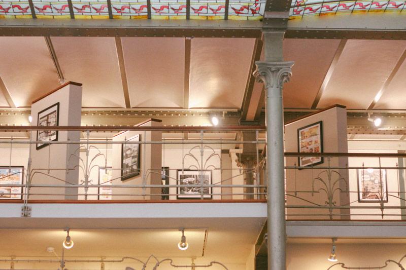 Musée de la BD à Bruxelles
