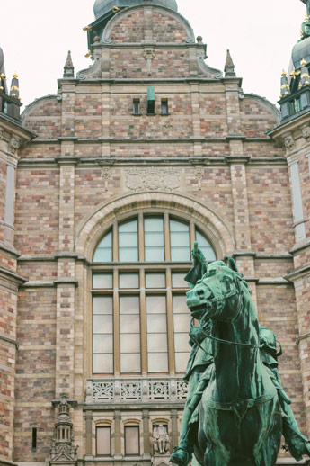 Musée Nordique de Stockholm