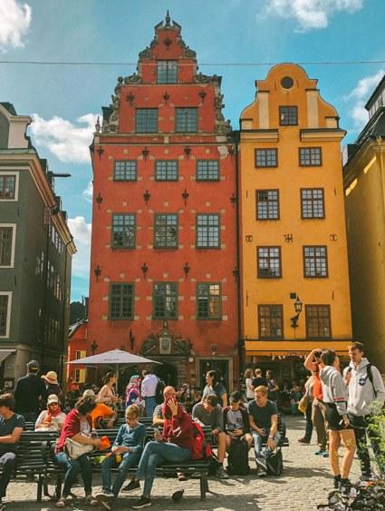 Découvrir Stockholm en cinq jours