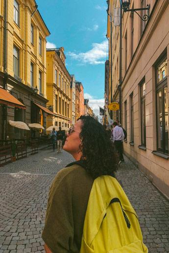 Visiter la vieille ville de Stockholm