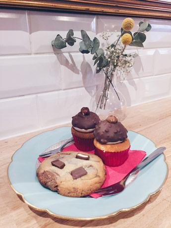 les cupcakes de Cam's Cakes à Rouen
