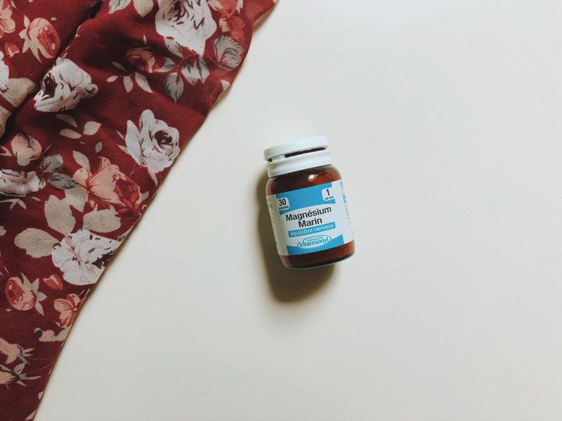 Une cure de magnésium marin pour lutter contre le stress