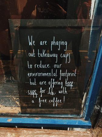 L'attention à la planète à Brighton