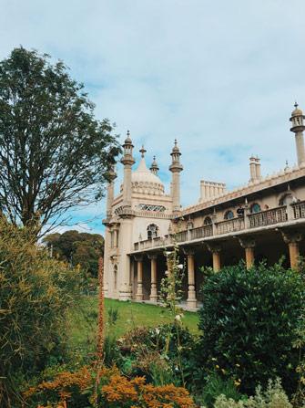 Royal Pavillon de Brighton