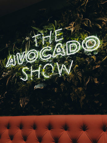 The Avocado Show à Amsterdam