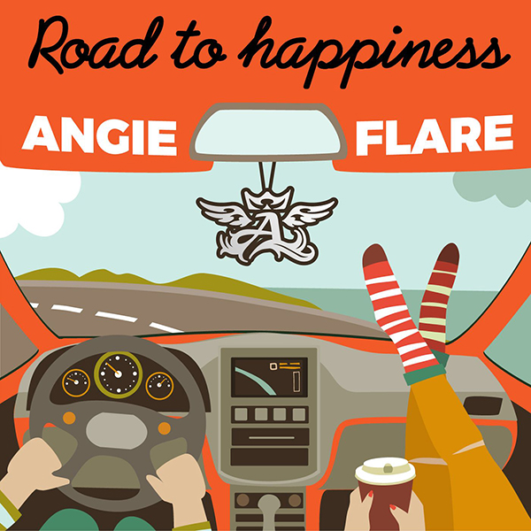 Road to Happiness - Angie Flare
