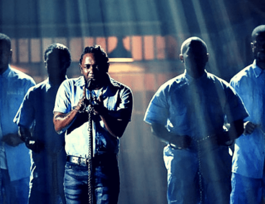 Grammy performance Kendrick Lamar
