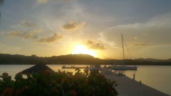 Sunset at St. James Club