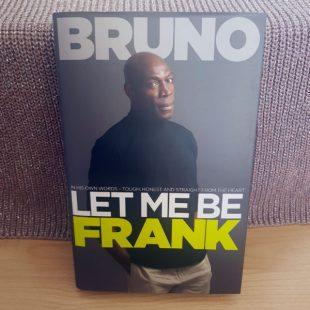 Frank Bruno Book