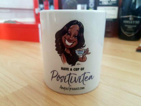 Mug of Positivitea