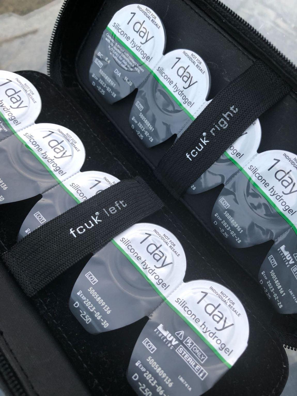 FCUK Lenses