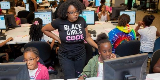 Software engineer Angie Jones talks technology, Black culture, and Diva Chix