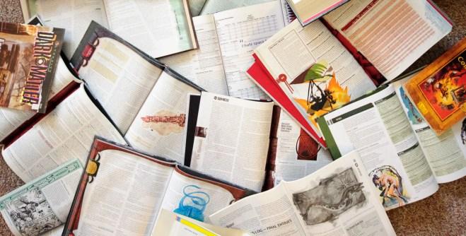 Book Pile | Interior Examples
