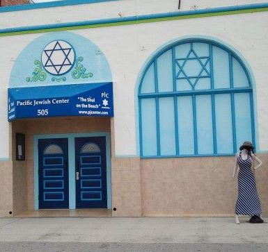 Synagogue on Venice Beach