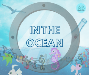 Ocean, sea, underwater. Songs, stories and cartoons