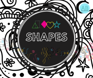 Shapes. Songs, stories and cartoons for kids