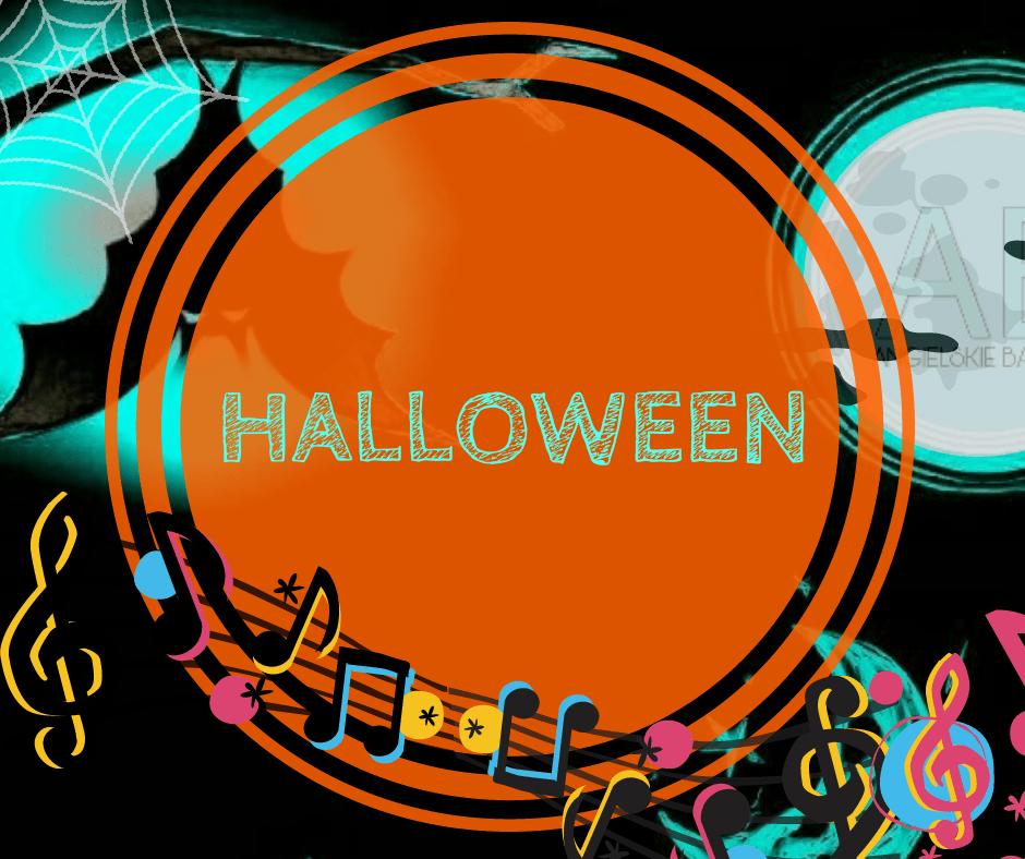 Bajki i piosenki dla dzieci po angielsku Halloween
