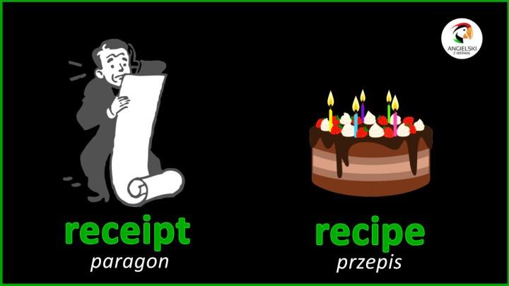 receipt recipe