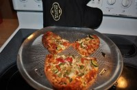 Private Selection Pizza After Baking