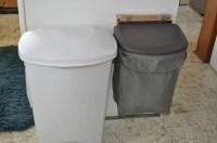 Rubbermaid Hidden Recycler 2
