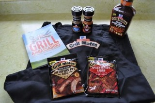 Crowdtap McCormick BBQ Party Kit