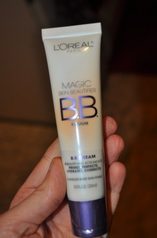 New L'Oreal Paris B.B. Cream – Fabulous all in one product