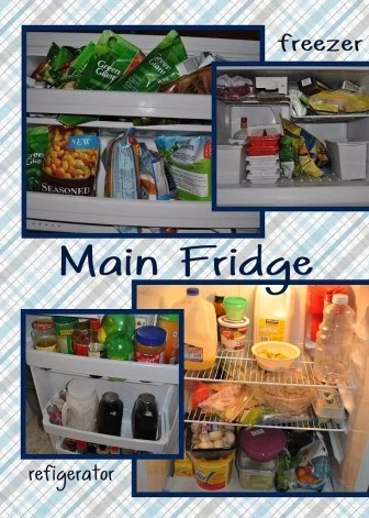 All About Me Friday – What's in my Fridge?