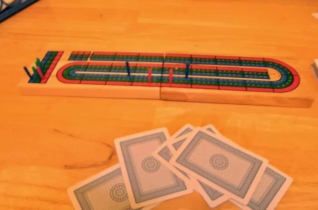 learning cribbage