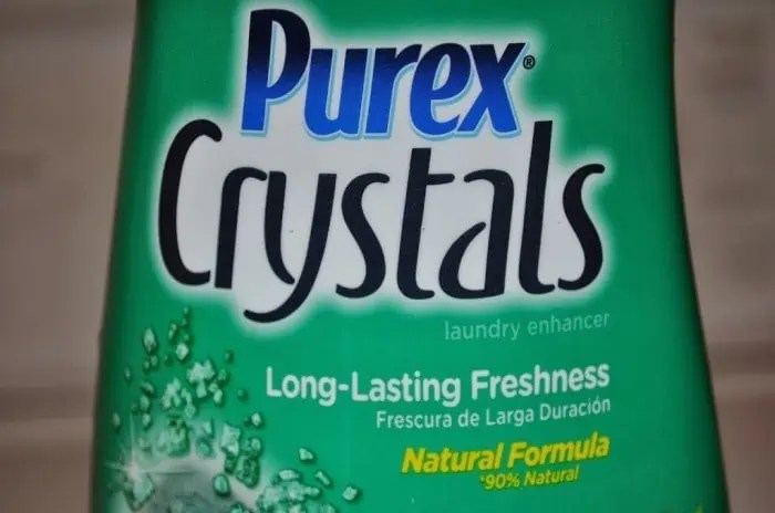 Freshen your Laundry with Purex Crystals +Giveaway Ends 2/6/14
