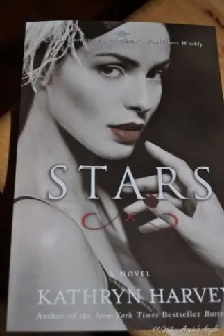 Day 44 - Current Book - Stars by Kathryn Harvey - Angie's Angle