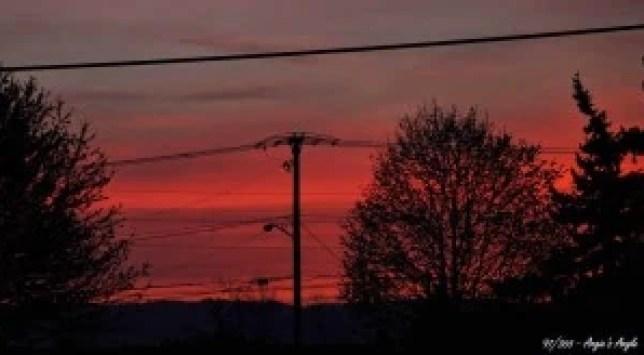 Day 97 - Beautiful Sunset in Manual
