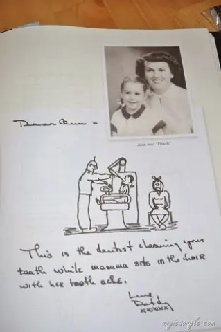 Drawings in Letters to Ann by Ann Marie (2)