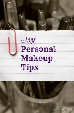 Makeup Monday–3 Sets of Makeup Tips