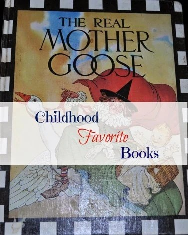 All About Me Friday–Favorite Childhood Books