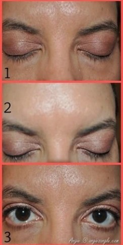 Easy & Natural Looking Eyes in 1, 2, 3
