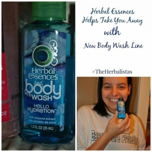 Herbal Essences Take Me Away Body Wash