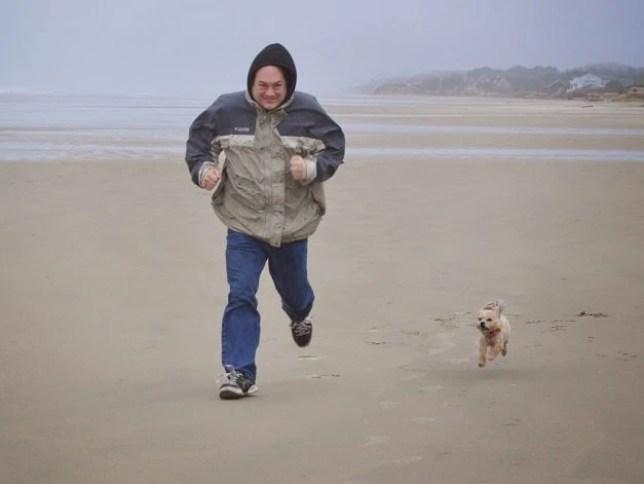 Sunday Beach Trip - Wind and Rain (38)