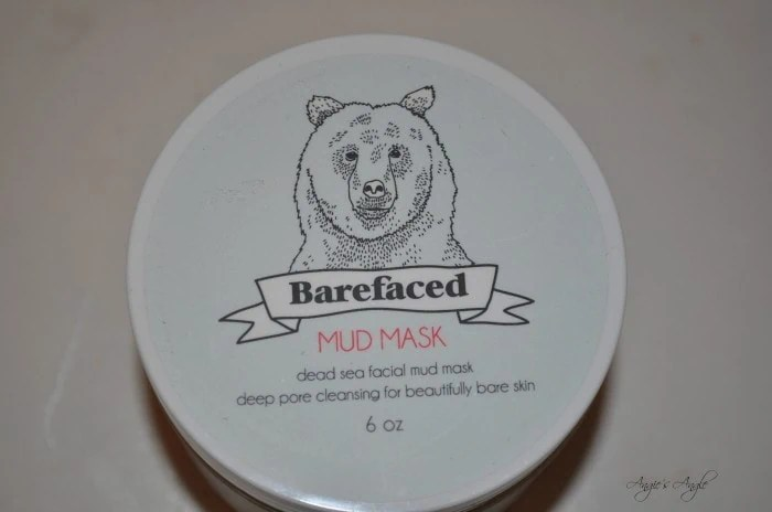 Barefaced Dead Sea Mud Mask Review #Barefaced