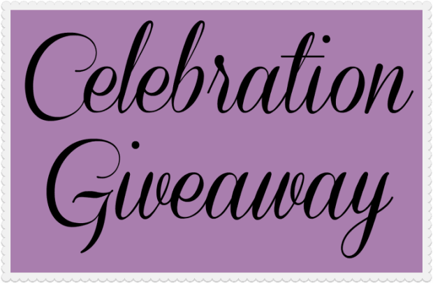 Celebration Giveaway