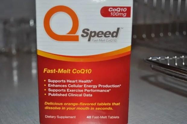 QSpeed CoQ10