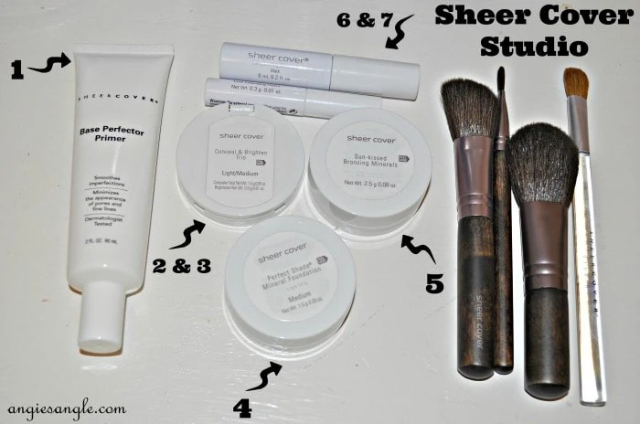 Feeling Pretty and Natural with Sheer Cover Studio Review #FlawlessFinish
