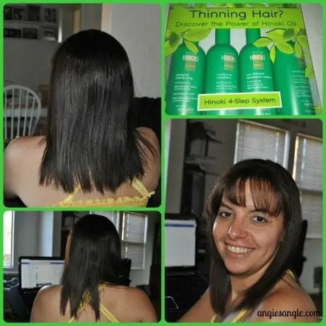 1 Month into a 3 Month Hair Challenge with System Hinoki #hinokioil