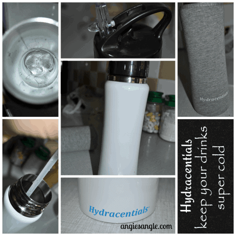 Keeping Hydrated with Hydracentials Sporty 25oz #Hydracentials